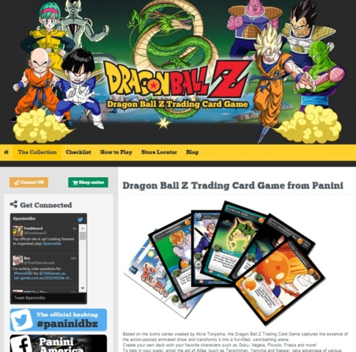 DBZ Website