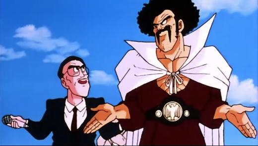 Mr.-Satan-Hercule-Jimmy-Firecracker-Panini-America-Dragon-Ball-Z-DBZ-CCG-TCG