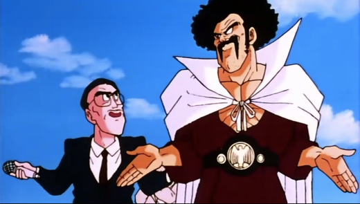 Mr.-Satan-Hercule-Jimmy-Firecracker-Panini-America-Dragon-Ball-Z-DBZ-CCG-TCG