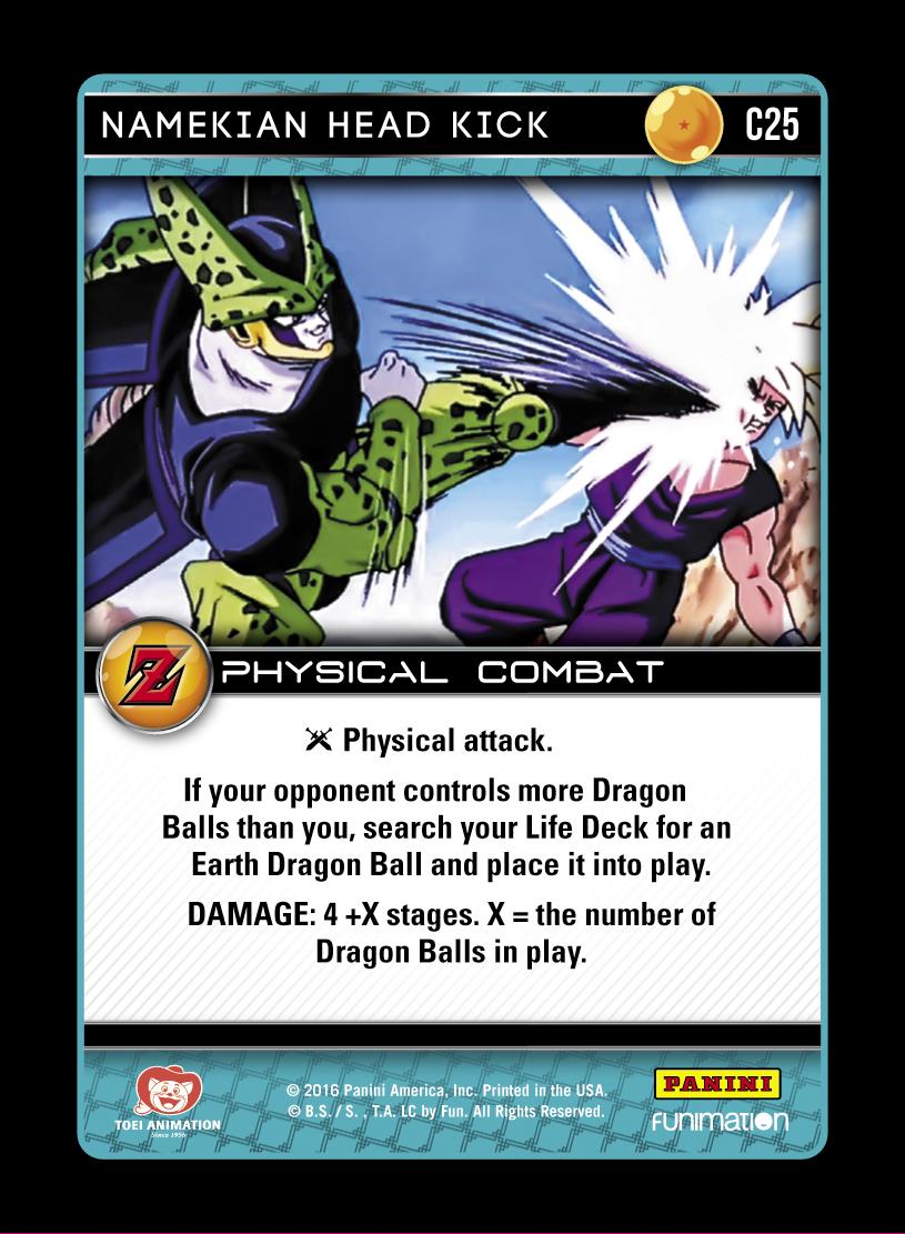 Dragonball Z DBZ TCG Panini Awakening Hi Tech Saiyan Dynamic Mastery