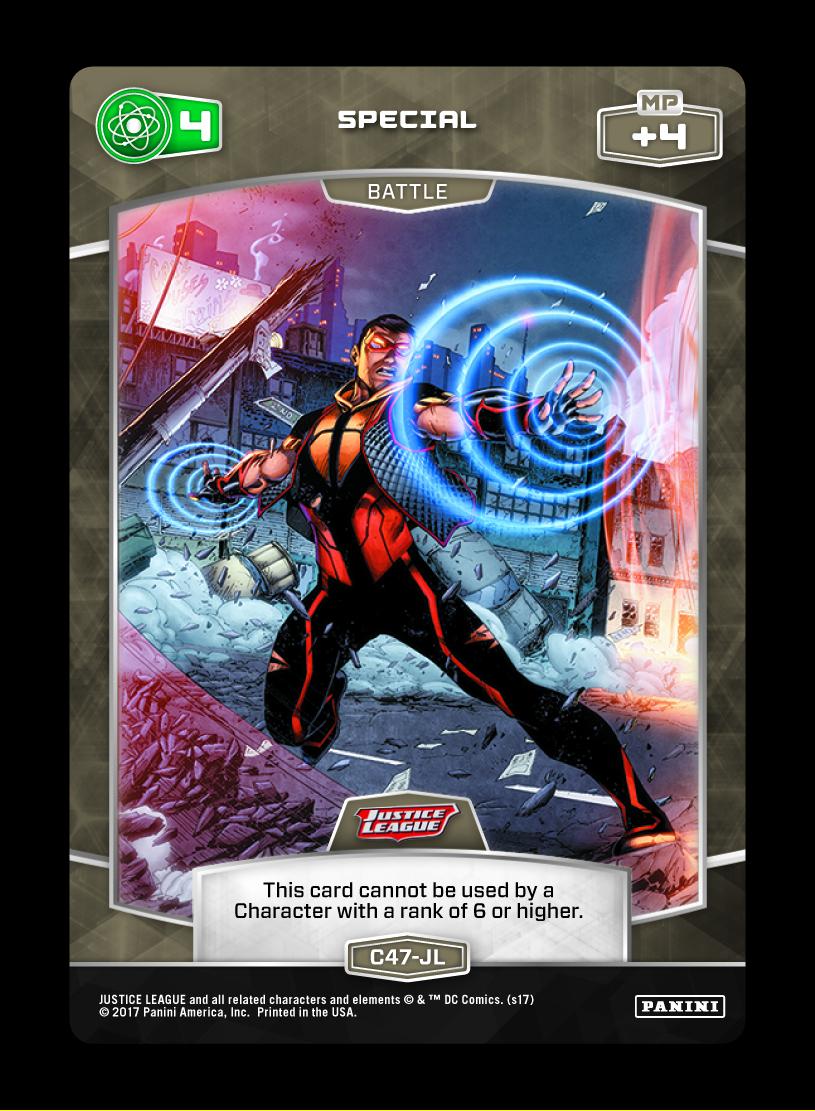 C2  MARVEL SUPER HEROES 2017 card PANINI