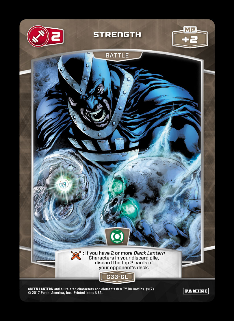 Gl Spoilers The Darkness Grows Panini Games