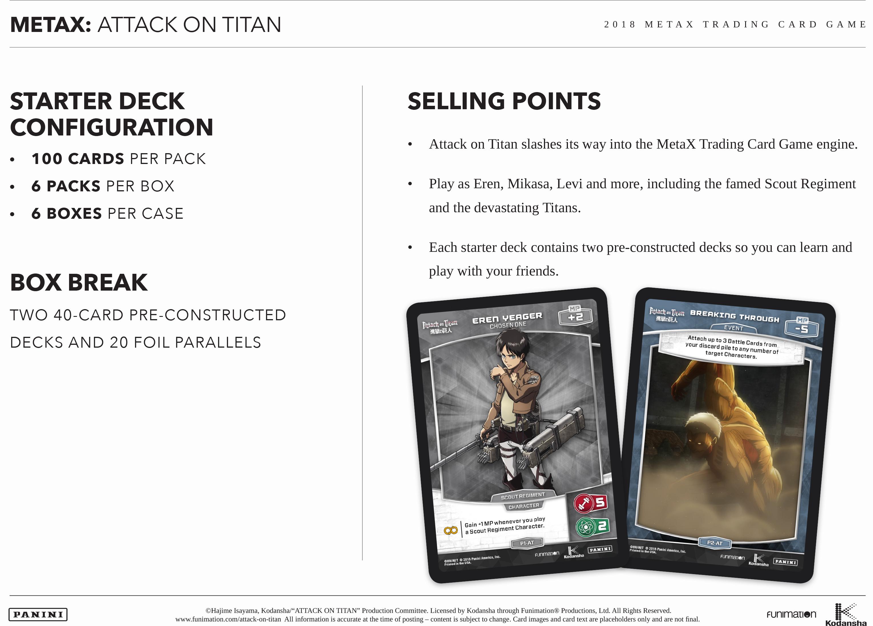 Announcing Attack on Titan!   Panini Games
